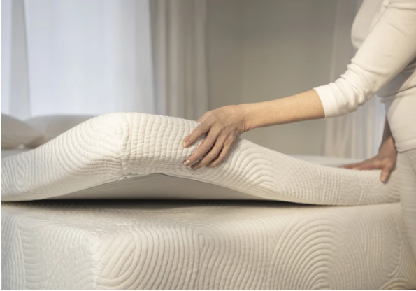 Luma Sleep Talalay Latex Mattress Topper