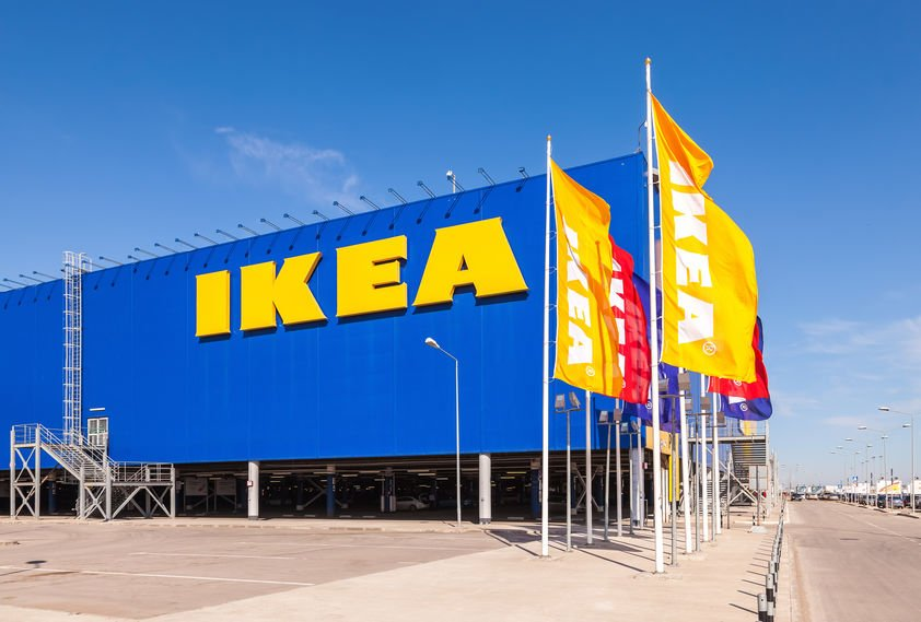 IKEA store which sells mattresses in USA