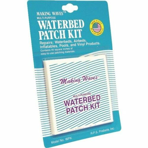 Waterbed & Air Mattress Patch Kit