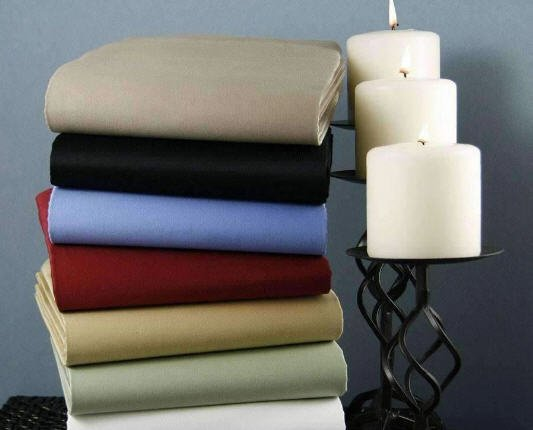Luxor Linens Valentino 1200 Thread Count Egyptian Cotton Sheets